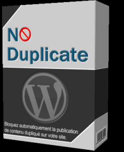 no duplicate